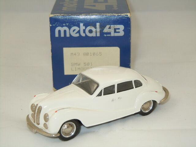 1952 Bmw 501 Limousine van Metal43 Danhausen
