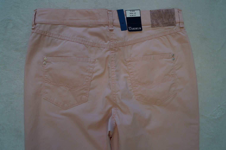 RAPHAELA by BRAX  INA Jeans Hose Sommer Gr. 42, 42, 42, 44, 48 L30, 32  2 Farben NEU | Wonderful  72ace7