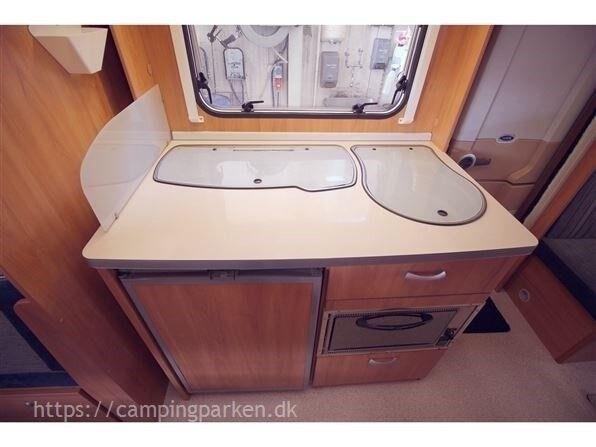 Wilk S4 500 K, 2007, kg egenvægt 1125