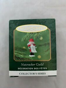 2000-Hallmark-Keepsake-Nutcracker-Guild-Miniature-Christmas-Ornament