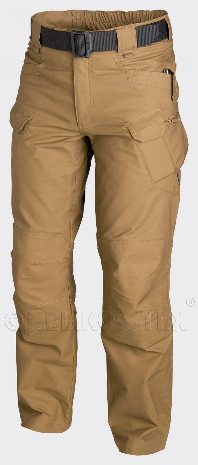 HELIKON TEX UTP URBAN TACTICAL RipStop PANTS Trousers Hose Coyote LL Large Long