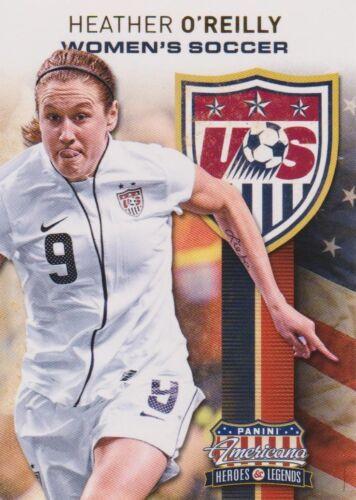 2012 Americana U.S Women/'s Soccer Complete Your Set!!