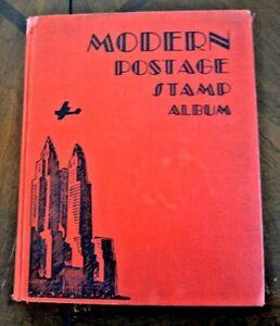 CatalinaStamps-Modern-Postage-Stamp-Album-Scott-1938-w-500-Stamps-D38
