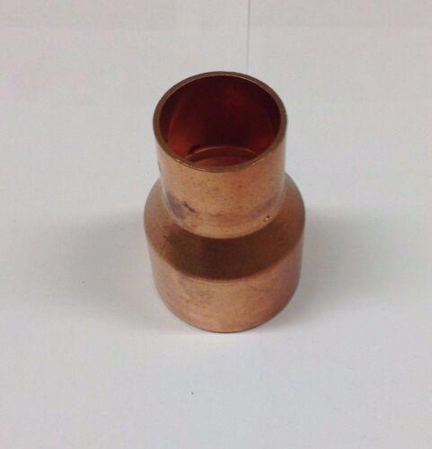 """~Discount HVAC~ W1065 Copper Coupling Reducing  1-5//8 x 1-1//8"""" OD CxC Reducer"""