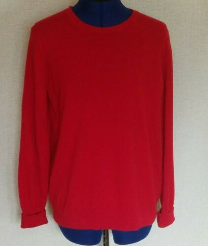 EVERLANE Womens Sweater Size XL The Cashmere Crew