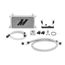 Mishimoto Oil Cooler Kit - Silver - fits Subaru Impreza WRX & STi - 2006-2007