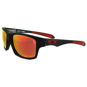 90e209edb8c Oakley Jupiter Carbon 9220-06 Matt Black Ruby Iridium Polarized ...