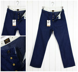 NEW-LEE-101-WORKER-CHINO-10OZ-JAPAN-JELT-DENIM-JEANS-STRAIGHT-FIT-ALL-SIZES