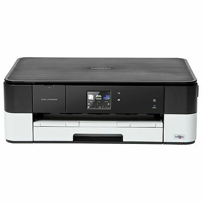Brother DCP-J4120DW Wireless A3 All In One Inkjet Colour Printer Touchscreen