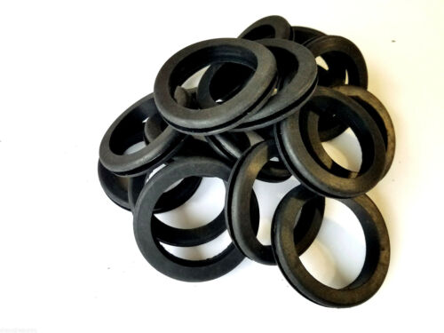 Quantity of 18 Rubber Grommets 1-3/4 Inside Diameter- Fits 2 Wall Panel Holes