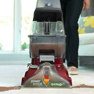 Hoover Upright Portable Shampooer Cleaner Washer For Rug