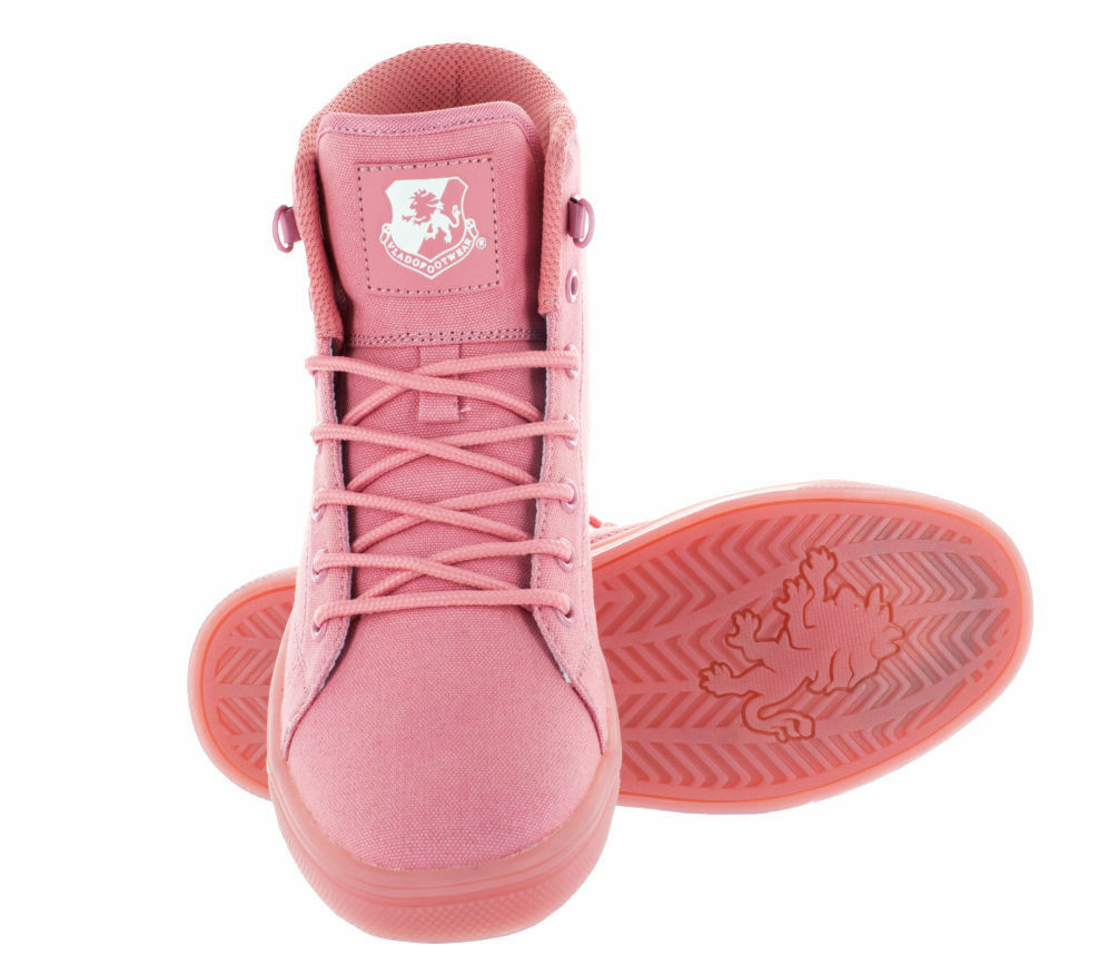 Vlado Footwear Women's Athena Hi-Top shoes pink Pink IG-2730W-12