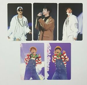 Bts 3rd Muster Army Zip Player Card Photocard Depop