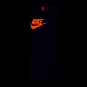 brand new b3d7d b9e71 Details zu Nike Sportkleidung Damen Ärmelloses Kleid S GRAU Freizeit  Fitnessstudio Neu