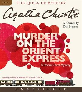 Murder-on-the-Orient-Express-CD-A-Hercule-Poirot-Mystery-by-Christie-CD-AUDIO
