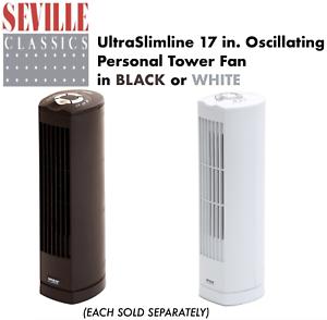 New Seville Classics Ultraslimline 17 In Oscillating