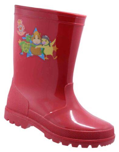 Wonder Pets │Toddler Rain Boots│Kids rain boots│childrens rain boots