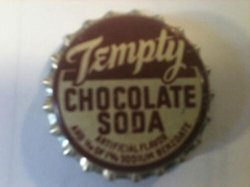 Chocolate Soda Bottle Cap~Carroll Bev Bay City,Mich