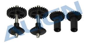 Align-Trex-450-Pro-M0-6-Torgue-Tube-Front-Drive-Gear-Set-26T-H45G001XX