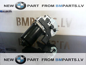 NEW-BMW-5-SER-E60-E61-amp-LCI-SERIES-WIPER-MOTOR-61617194029-NEXT-DAY-SHIPPING
