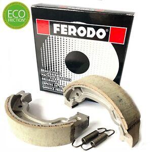 KAWASAKI-KLR-600-1984-Eco-Friction-Ferodo-Rear-Brake-Shoes