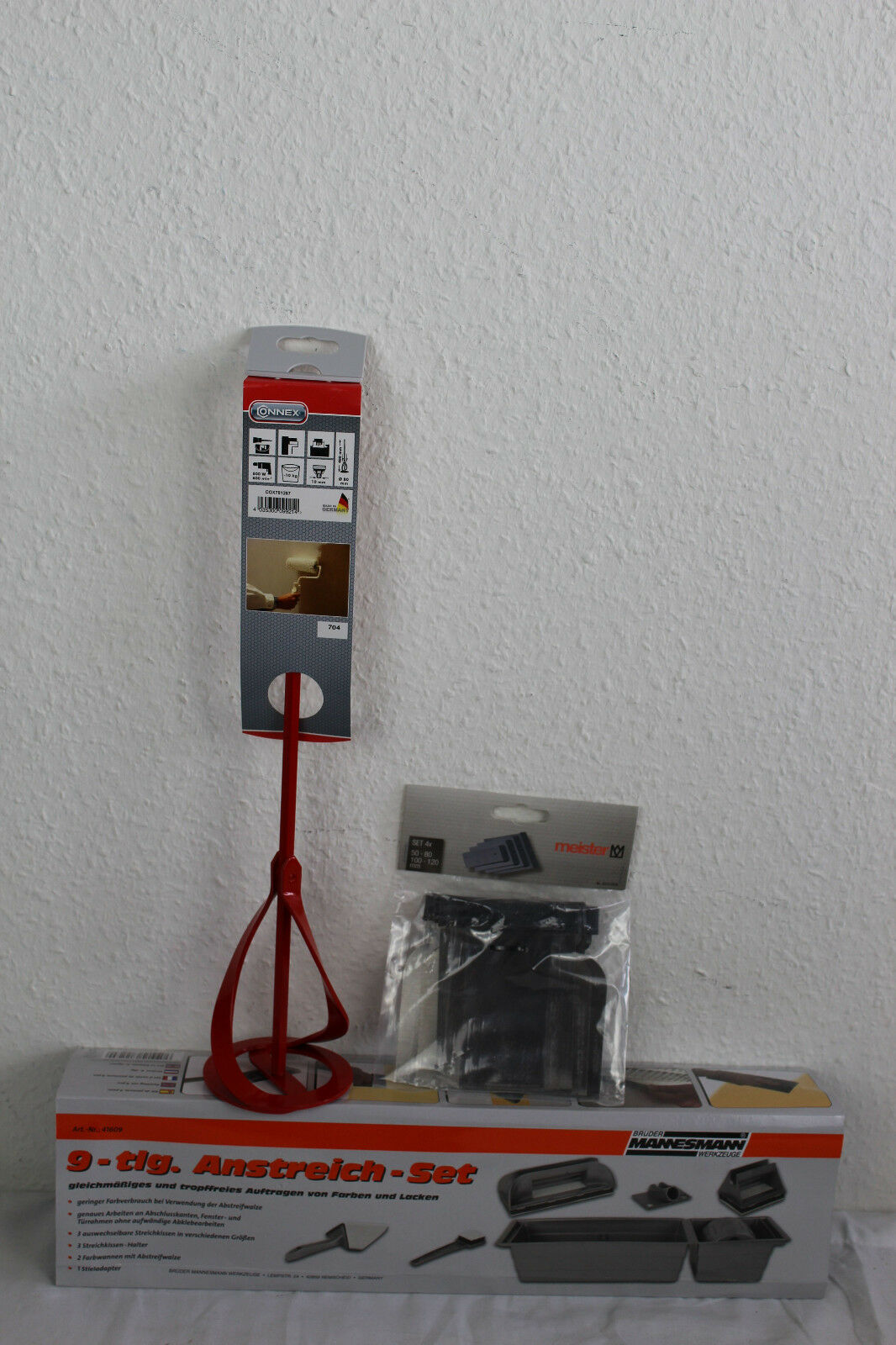Set Rührquirl 400mm l. x 80mm  Rührstab Farbmischer Rührer 416094231000   Genial Und Praktisch    Auktion    Gewinnen Sie das Lob der Kunden