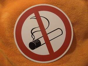 schild hinweisschild rauchen verboten rauchverbot no. Black Bedroom Furniture Sets. Home Design Ideas
