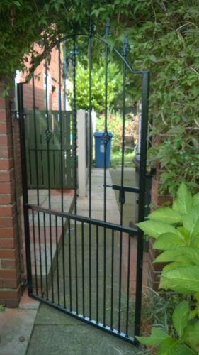 Pedestrian Gate Gate Iron Gate Arched Gate Metal Garden Gate