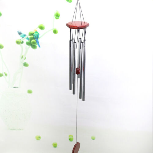 Large Wind Chimes Outdoor Garden Porch Balcony Home Decoration Ornament E80
