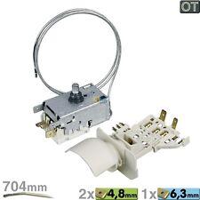 Thermostat ATEA A130702 A130702R  RANCO K59-S1901 incl Adapter 481228238181