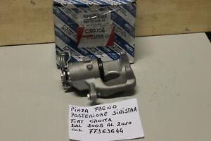 FIAT CROMA PINZA POSTERIORE SINISTRA CROMA DAL 2005 AL 2010 COD.77363644