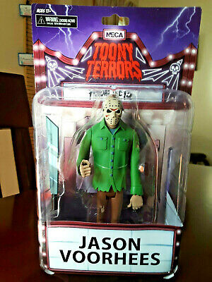 NECA FRIDAY THE 13TH JASON VOORHEES BODY KNOCKER IN STOCK