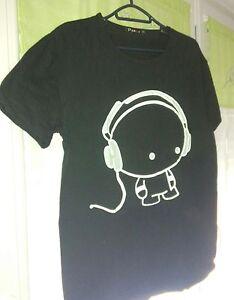 Tee-shirt-Noir
