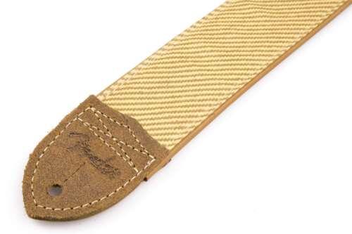 """099-0610-001 Genuine Fender® 2/"""" Deluxe Tweed Strap"""