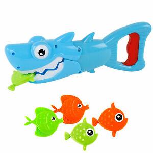 Greifspielzeug-Hai-mit-4-Fischen-Greifspielzeug-Greifling-Spielzeug-Hai-Fische