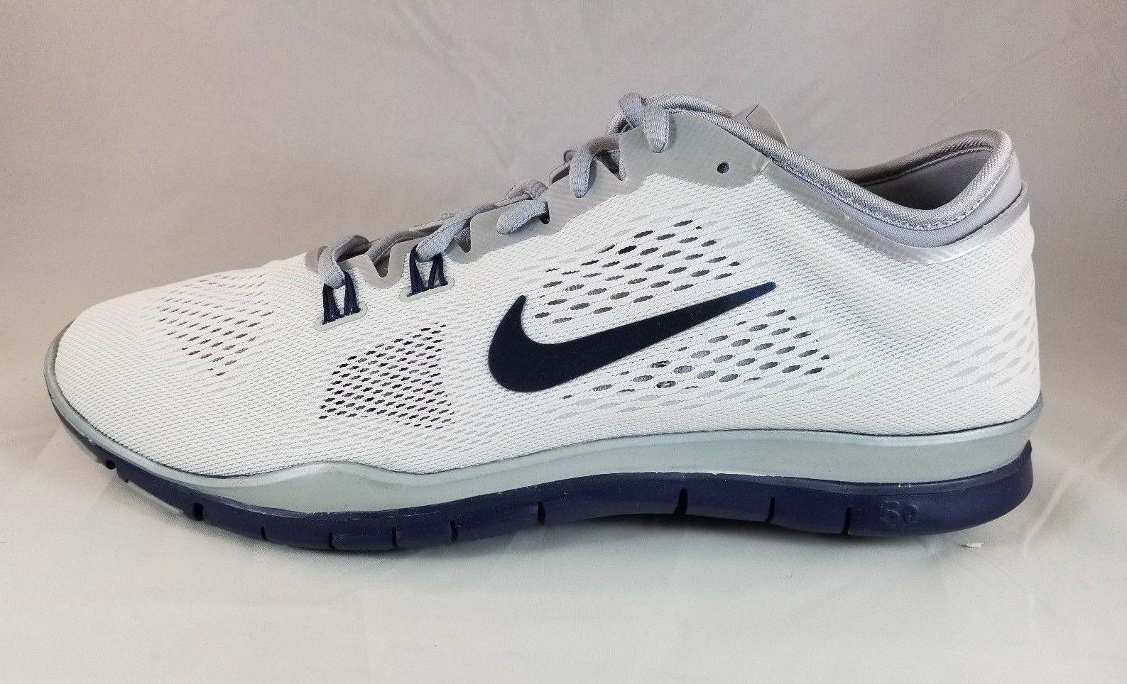 Nike libera tr forma 4 team le scarpe da corsa 642069 100 dimensioni 10