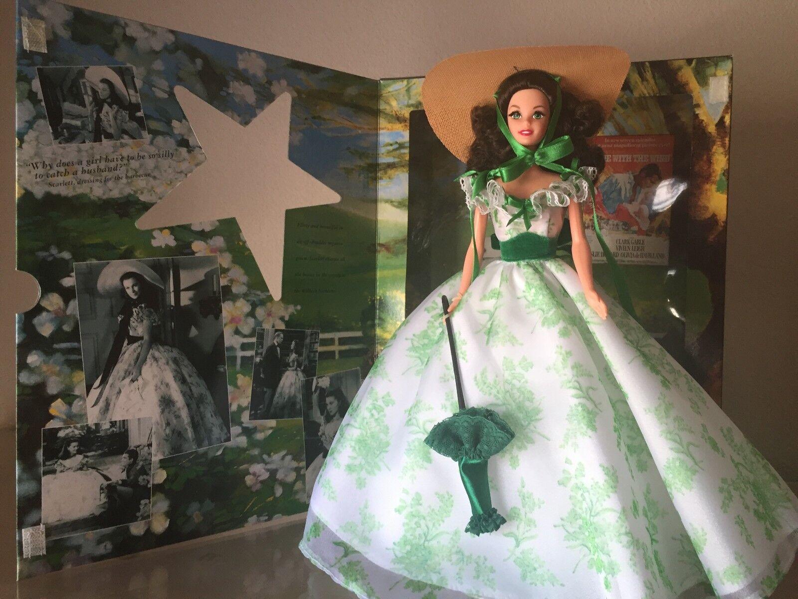 Barbie Hollywood Legends Colección  Scarlet O 'Hara (edición de Picnic)