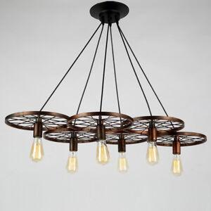 Kitchen-Pendant-Light-Bedroom-Lamp-Bar-Ceiling-Lights-Brown-Chandelier-Lighting