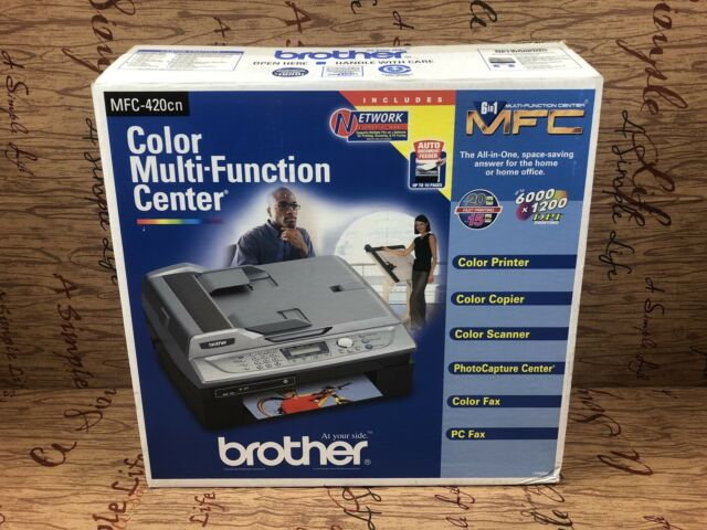 Brother mfc 420cn windows xp driver.
