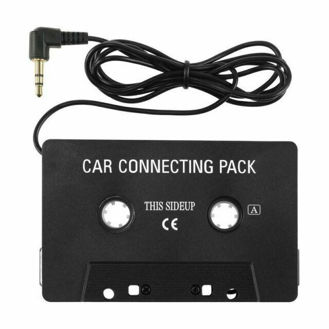 MP3//CD Cassette Player Adapter