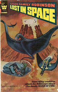 Space-Family-Robinson-57-Oct-1981-Western-Publishing-VG
