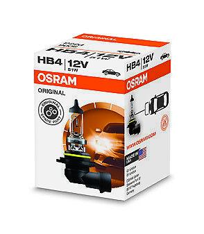 1 Lampada Lampadina Luce Osram Original Hb4 (p20d) 9006 12v 51w Ricambio Alogena Voorzichtige Berekening En Strikte Budgettering