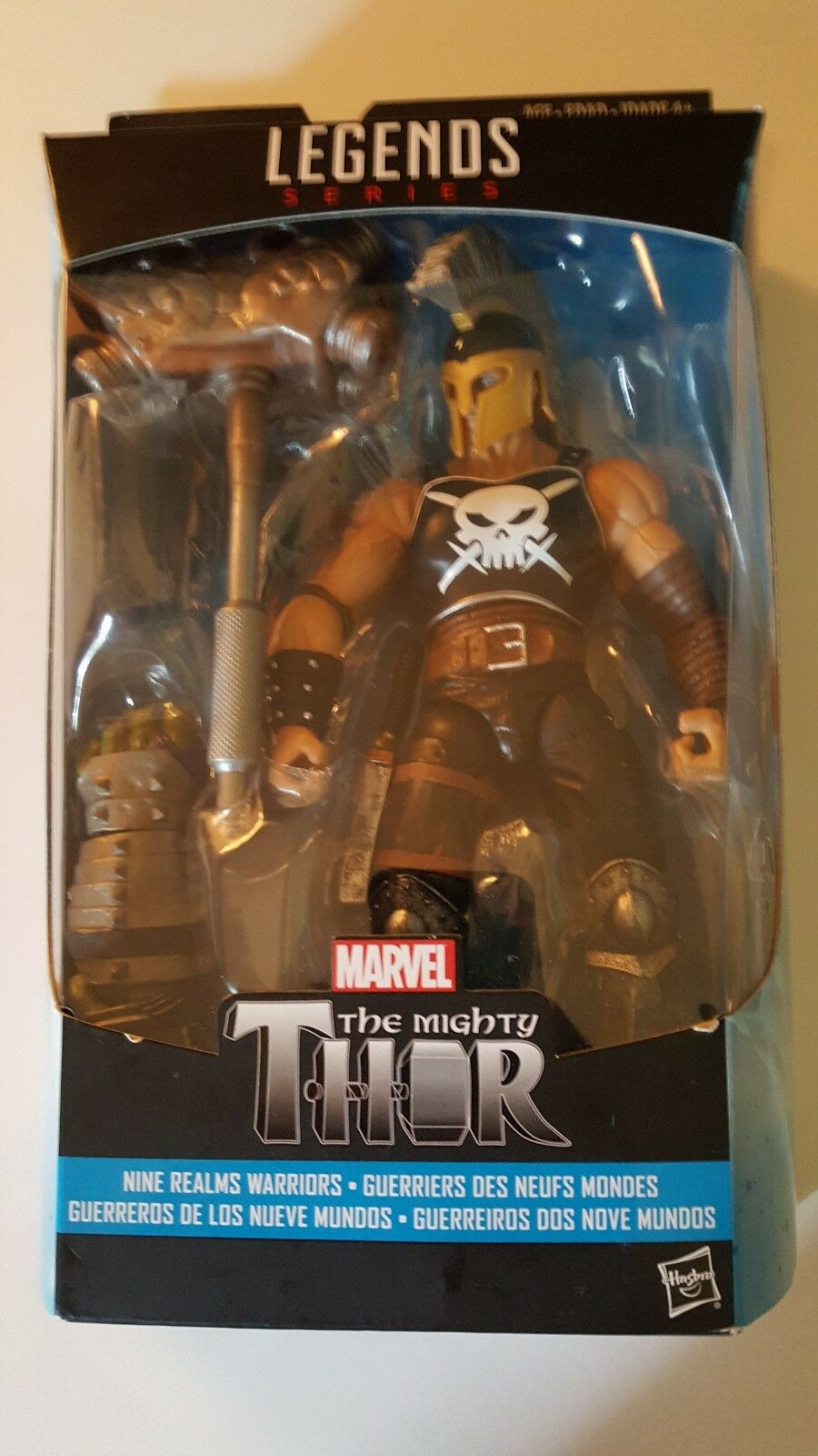 MARVEL LEGENDS - ARIES - THE MIGHTY THOR THOR THOR - SEALED NIB ad8464