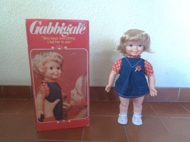 GABBIGALE DOLL KENNER SHE SHE SHE WORKS abe187