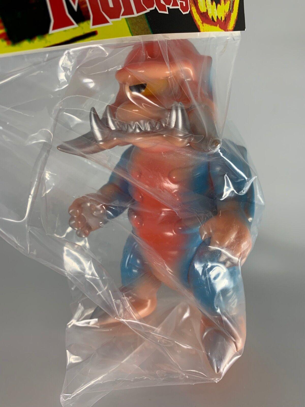 ¡envío gratis! Rumble Rumble Rumble monstruos faraón Mancha Figura de vinilo suave  a la venta