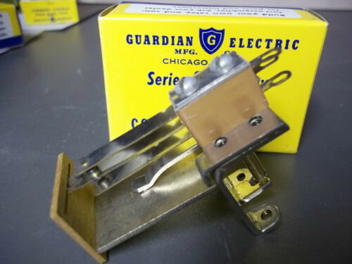 Guardian Series 200 Contact Assembly SPDT 8 Amp 0260 New Old Stock