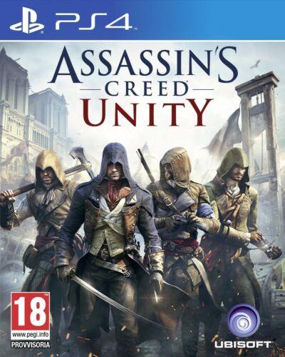 1 of 1 - Assassin's Creed: Unity (Sony PlayStation 4, 2014)