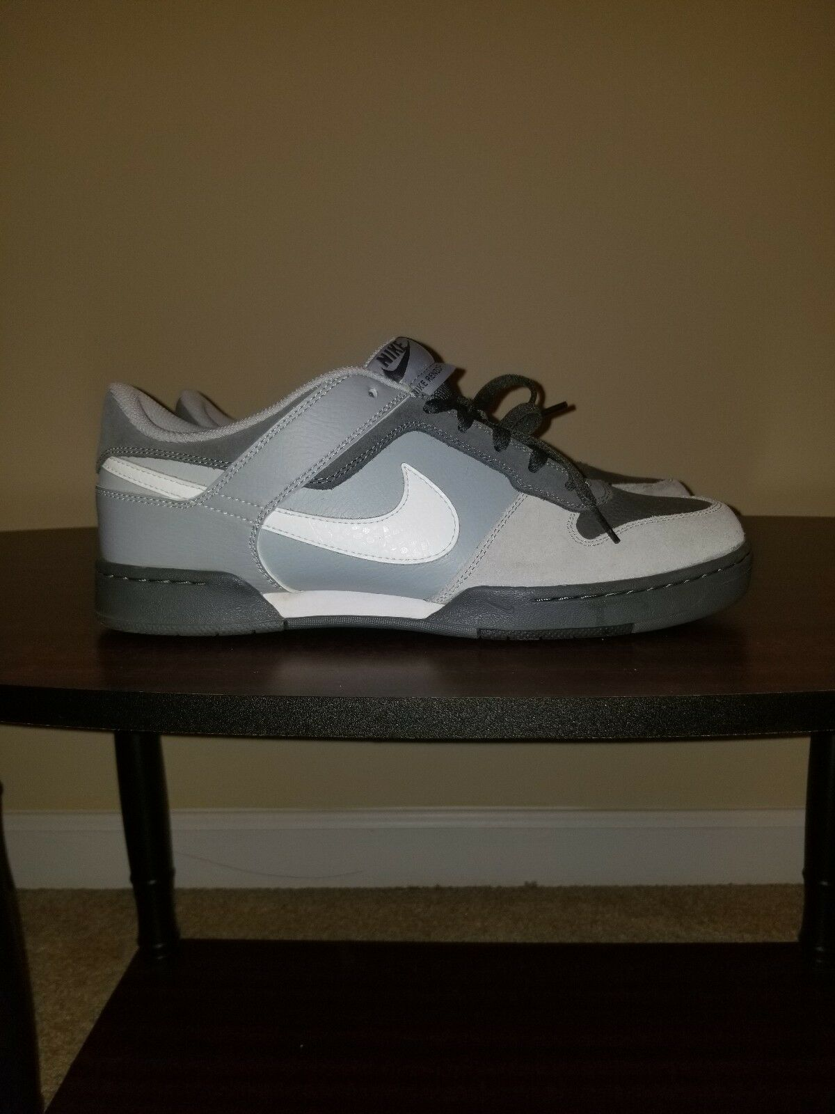 Nike Dunk Renzo Renzo Renzo Grey Great Condition Great Price Size 11.5 77c970