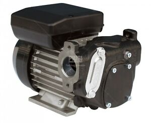 230V-Piusi-Dieselpumpe-PANTHER56-Olpumpe-Elektropumpe-Fasspumpe-Dieseltankstelle