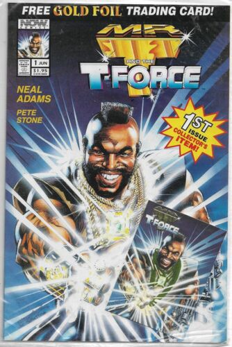 T /& the T-Force  U-PICK ONE #1,2,3,4,5 or 7 Now 1993-94 PRICED PER COMIC Mr
